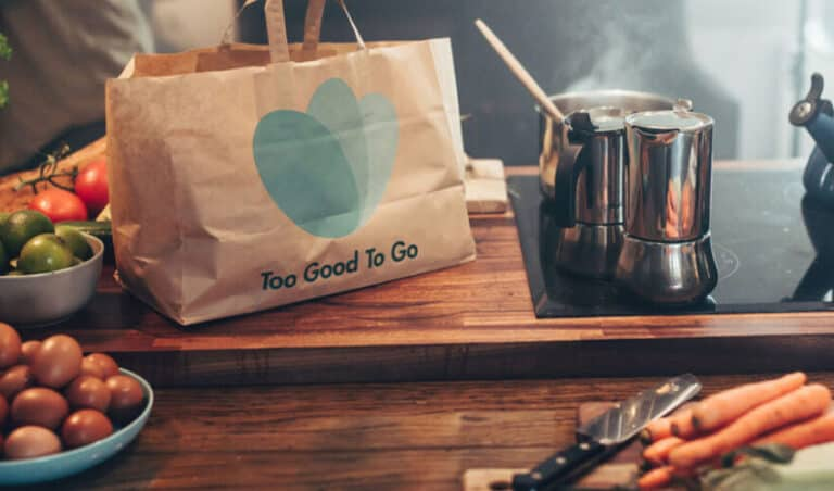 TooGoodToGo: App per lo stop allo spreco alimentare