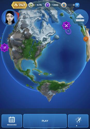 Primo gameplay di Spyjinx: il nuovo gioco mobile di Epic Games
