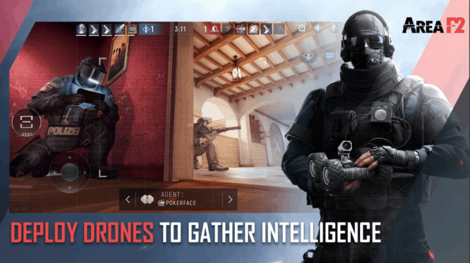Area F2 è il Rainbow Six per Mobile: pre-registrazione iOS e Android