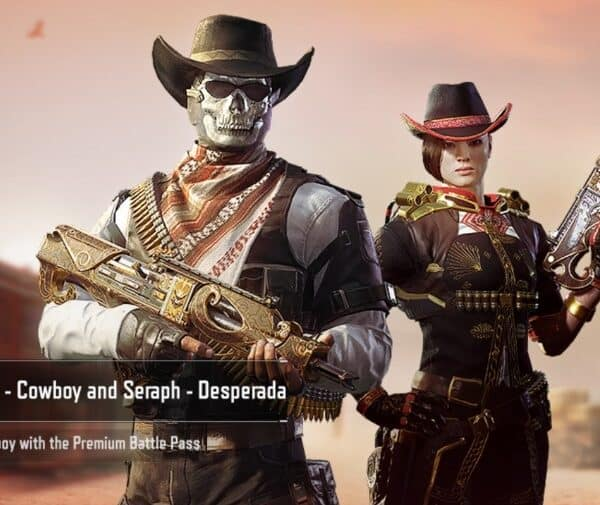 Call of Duty Mobile Season 6 Wild West