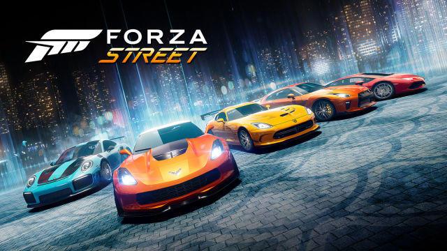 Forza Street: data di uscita su Android e iOS