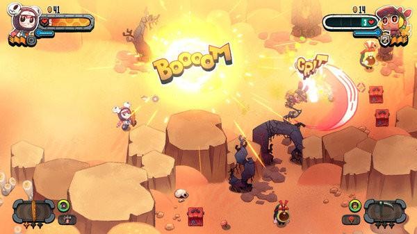 Juicy Realm, scontro con frutta armata, arriva a Maggio su Android e iOS