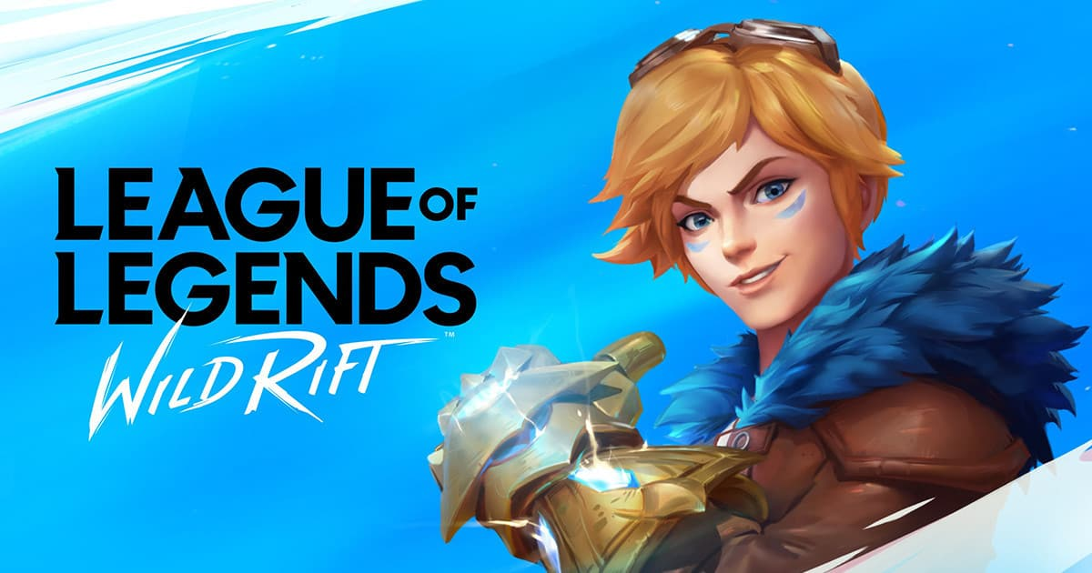 League of Legends: Wild Rift pre-registrazione attiva su Android