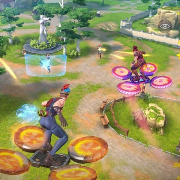 Ride Out Heroes: il battle royale mix tra Realm Royale e Overwatch. Pre-registrazione