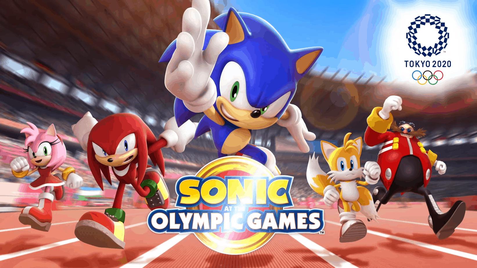 Sonic ai Giochi Olimpici Tokyo 2020: in arrivo il 7 maggio, pre-registrati ora!
