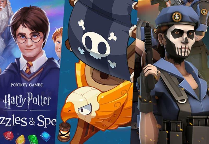 8 Giochi Mobile in Soft Launch in attesa del rilascio