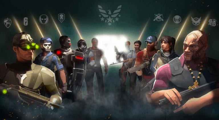 Tom Clancy's Elite Squad: pre-registrazione, Ubisoft sbarca su mobile