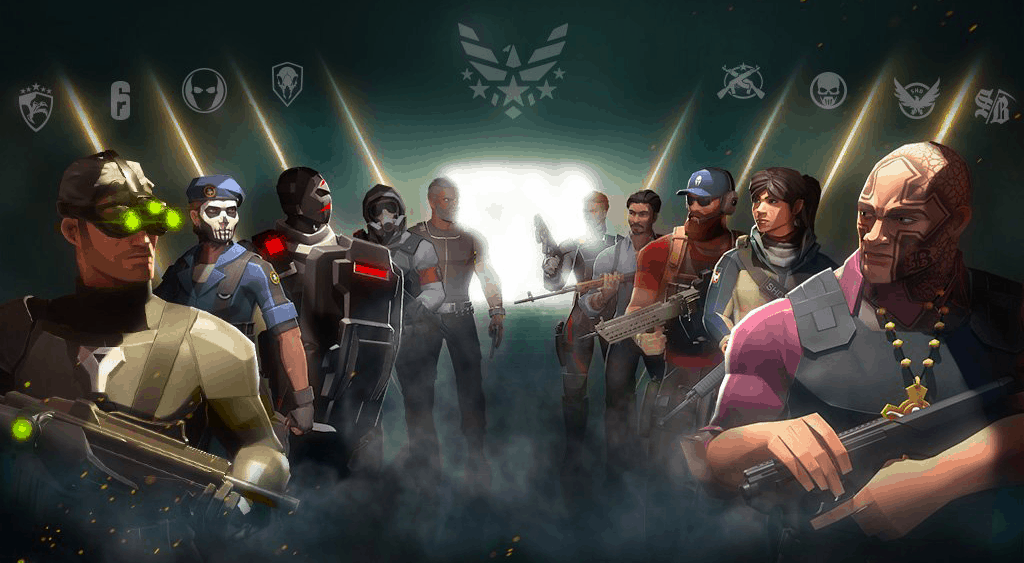 Tom Clancy's Elite Squad: pre-registrazione, Ubisoft sbarca su mobile