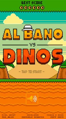 Al Bano contro i Dinosauri: il nuovo giochino parodia che sta facendo impazzire internet