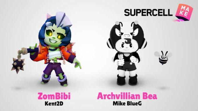 Supercell Make bibi bea