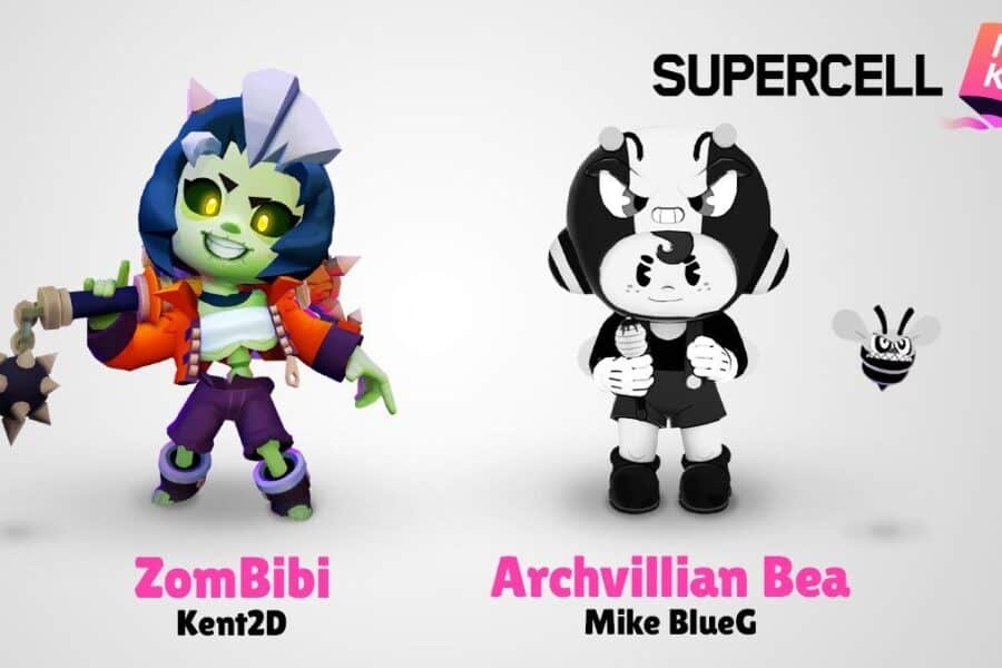 Supercell Make: i 2 vincitori di Bibi e Bea