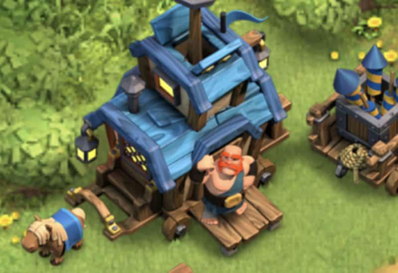 Clash of Clans: cambiamenti nei Giochi del Clan e Ricompense