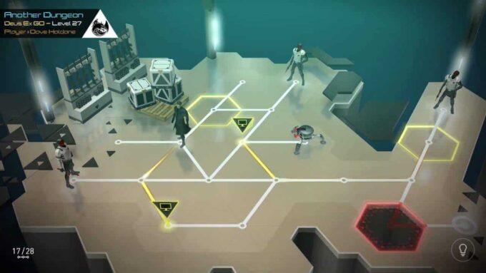Deus Ex GO: il famoso rompicapo ora GRATIS su iOS e Android
