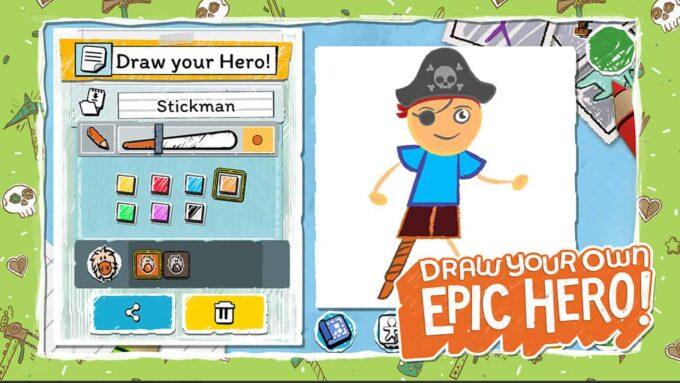 Draw a Stickman EPIC 3 ora disponibile per Android e iOS