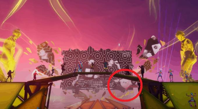 Kirby non censurato nel trailer ufficiale Fortnite