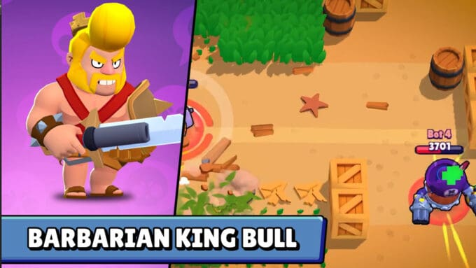 Bull Re Barbaro Brawl Talk Brawl Stars