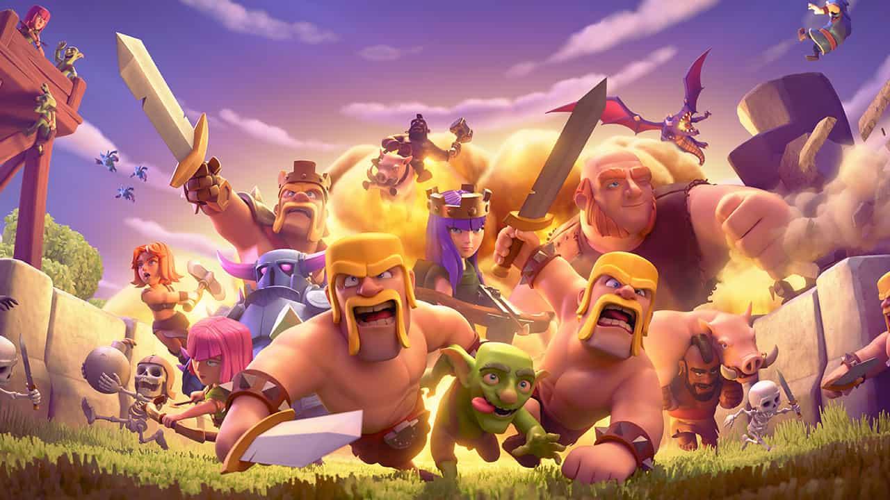 Clash of Clans in aggiornamento: ecco i nuovi livelli