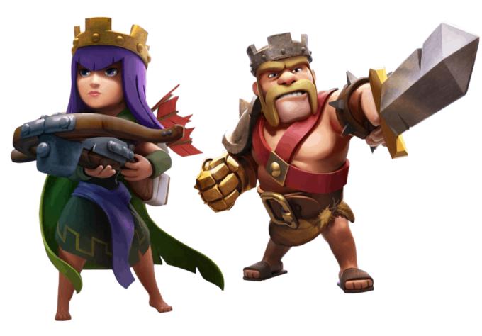 re e regina clash of clans