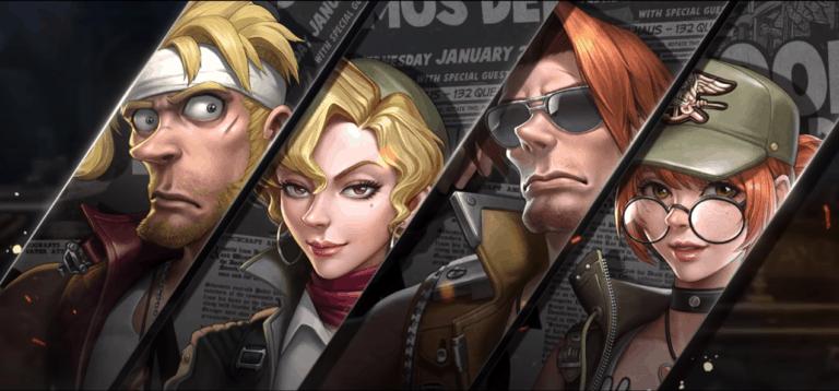 Ecco il gameplay dell'incredibile Metal Slug Code: J per iOS e Android