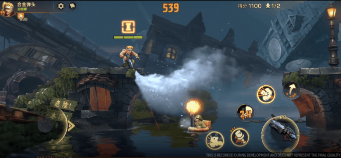 Ecco il gameplay dell'incredibile Metal Slug Code: J per iOS e Android