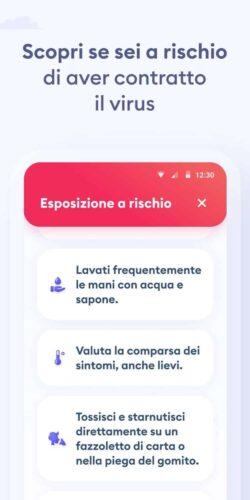 L'app IMMUNI usa il Bluetooth per rilevare i contagiati