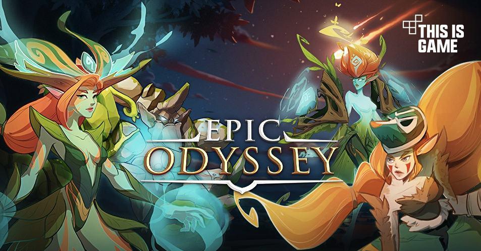 Epic Odyssey: un GDR strategico con battaglie automatiche (lancio globale)