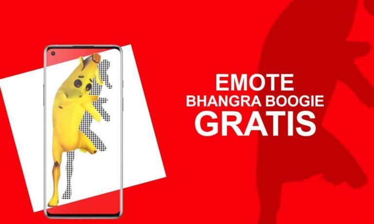 Come riscattare GRATIS l'emote Bhangra Boogie con un dispositivo OnePlus