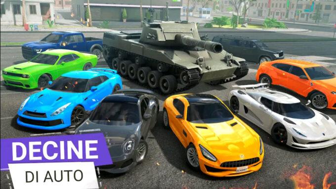Una specie di GTA V su mobile? Arriva Grand Criminal Online