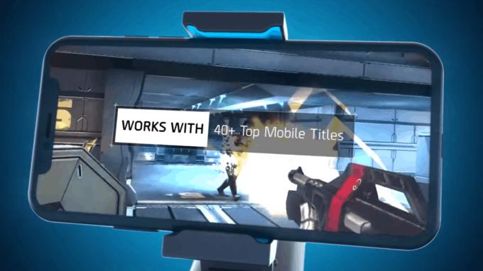 Arkade Blaster è il gadget-controller perfetto per sparare nei giochi mobile