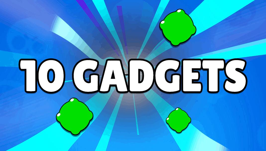 Brawl Stars: I 10 Gadget in arrivo e come funzionano le reazioni