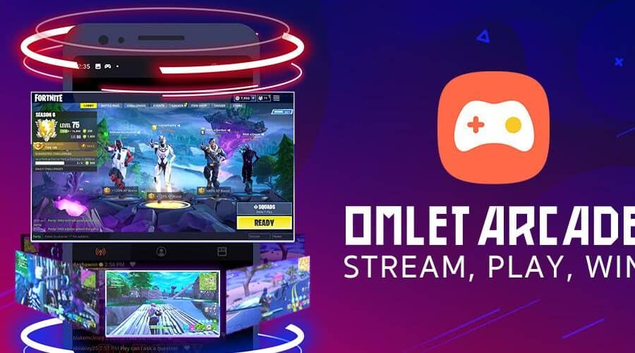 Omlet Arcade è l'App per fare streaming giochi da telefono su Twitch, YouTube e Facebook