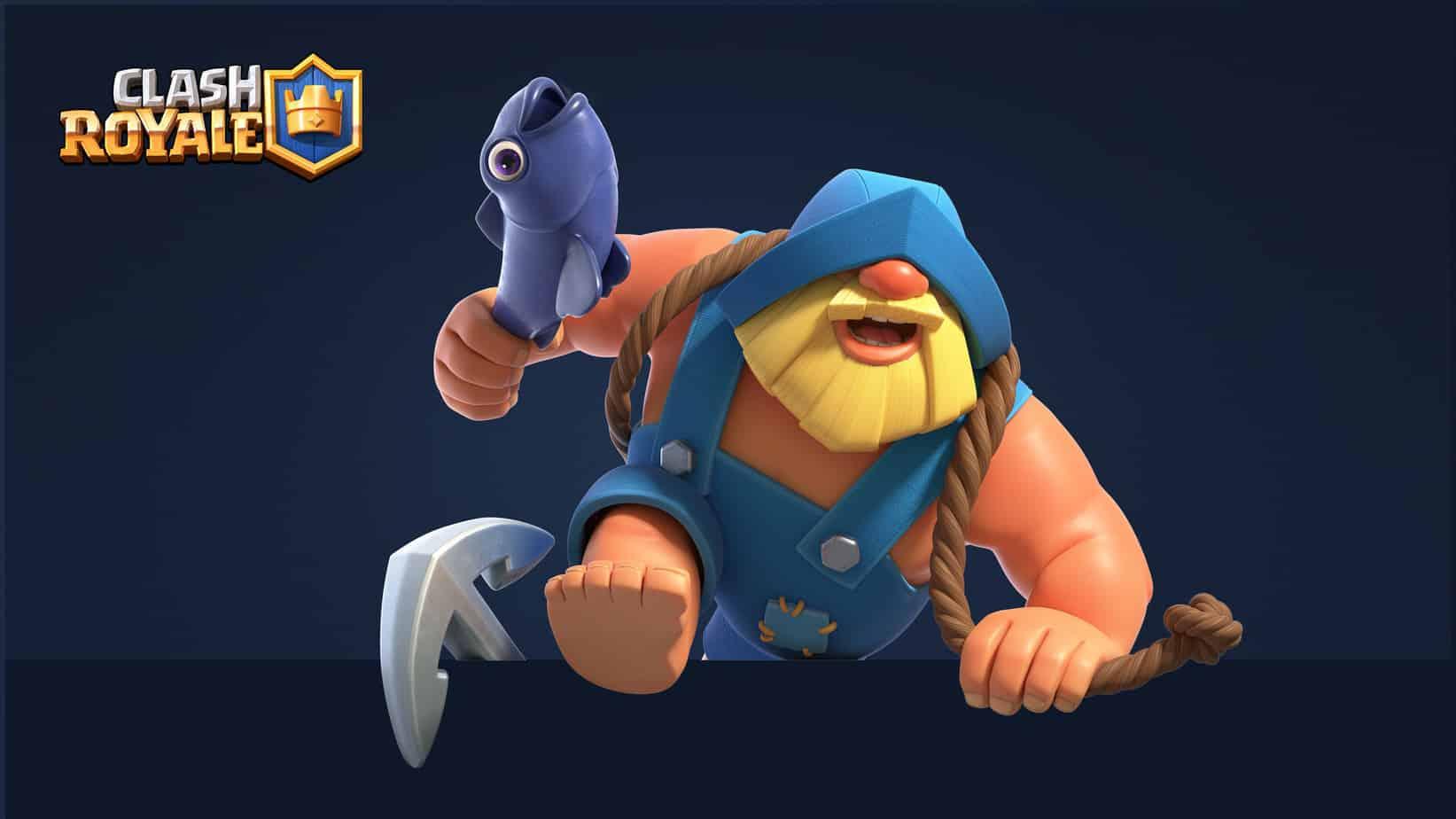 La Sfida Pesca Grossa ritorna su Clash Royale, ecco come ottenere 8 win!