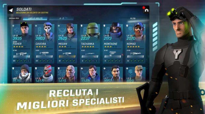 Tom Clancy's Elite Squad è ufficialmente in arrivo! Pre-registrazione iOS e Android