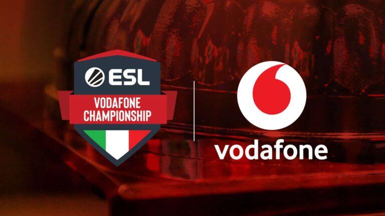 Esl Vodafone Championship: nuova stagione con un montepremi di ben 20.000€. Come funziona e Come partecipare