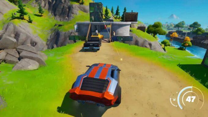 Arrivano i veicoli su Fortnite e Trailer! Aggiornamento
