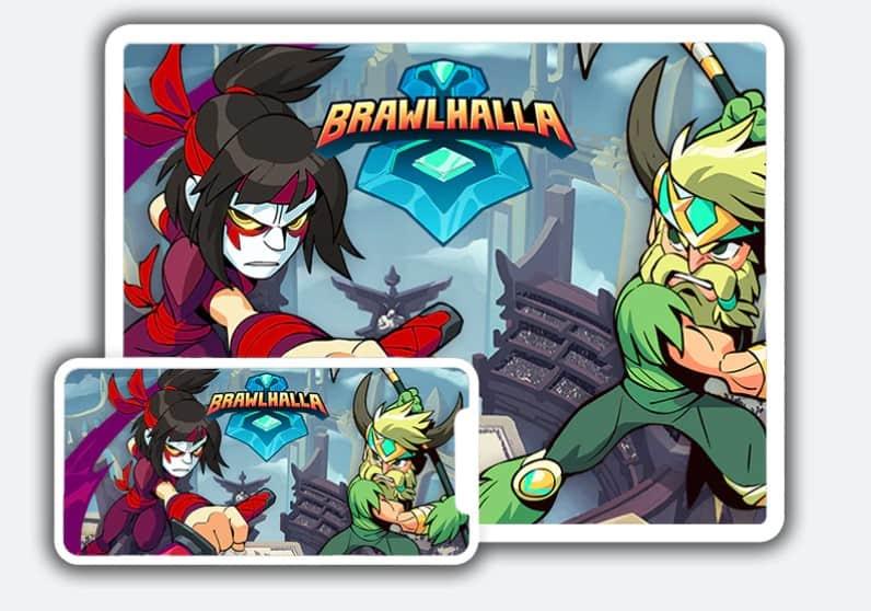 Brawlhalla mobile è ora DISPONIBILE in anticipo su iOS e Android! Possiamo finalmente giocare