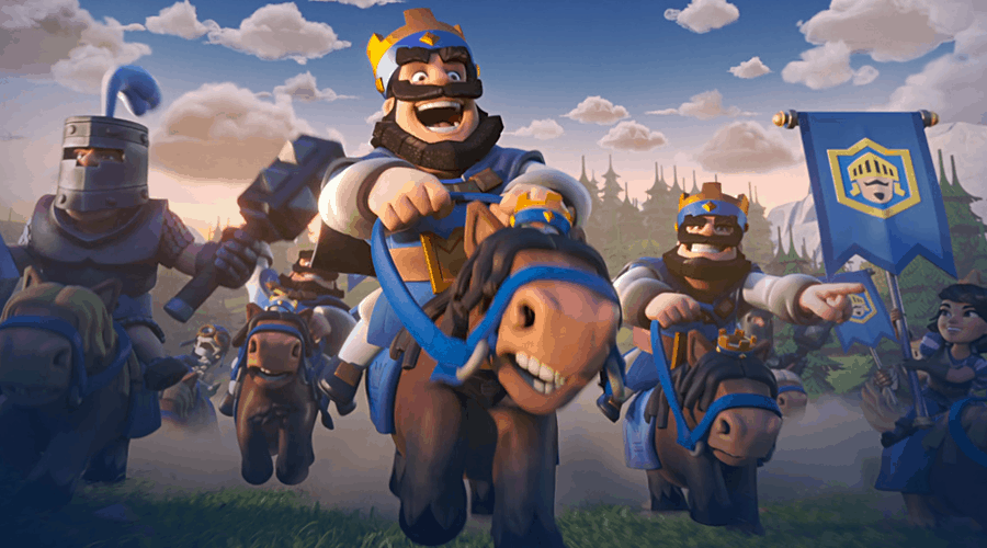 Clash Royale: pronti alle Clan Wars 2 - ecco la data probabile dell'aggiornamento