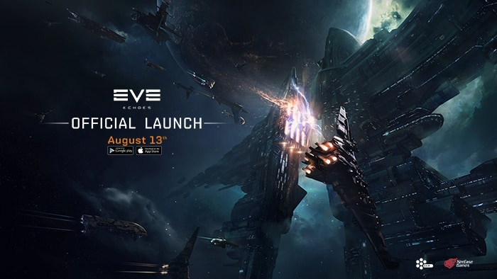EVE Echoes è ora disponibile per iOS e Android