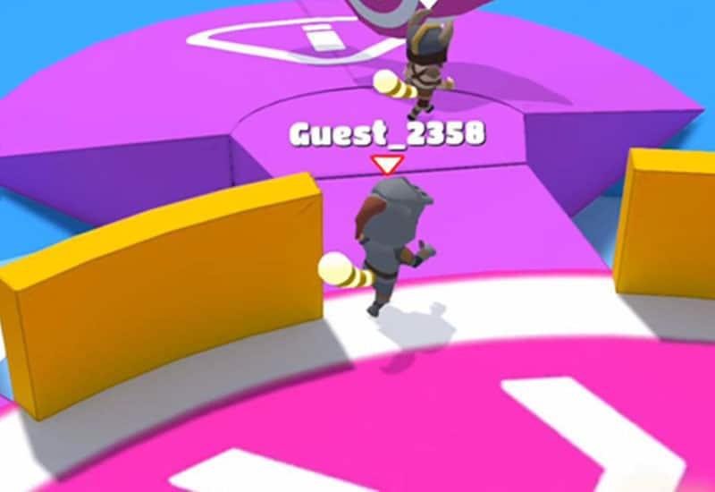 Fall Guys 3D è il clone Mobile quasi identico all'originale