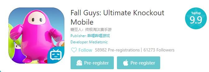 fall guys mobile