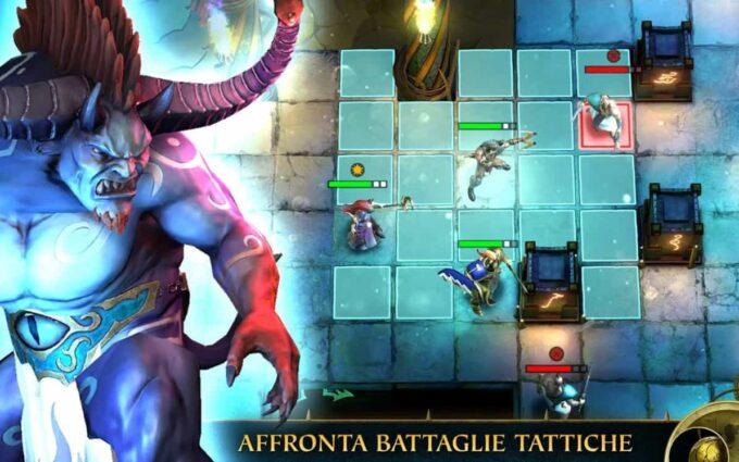 Warhammer Quest: Silver Tower  è ora in pre-registrazione per il lancio il 3 Settembre