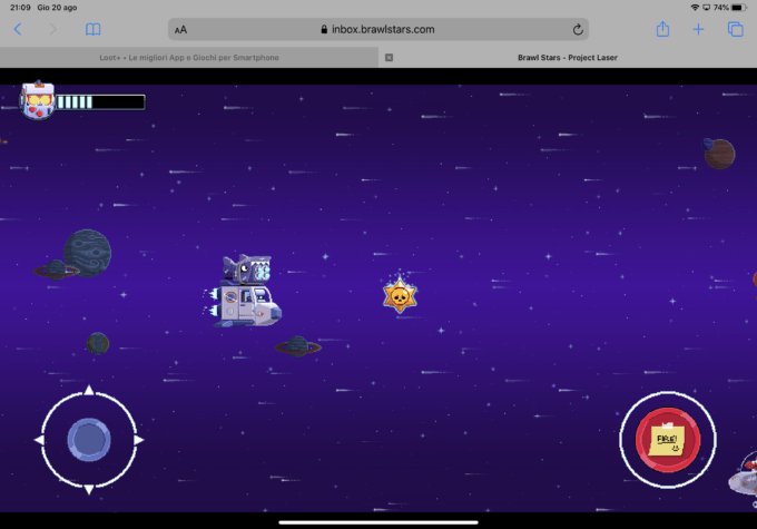 brawl stars minigame