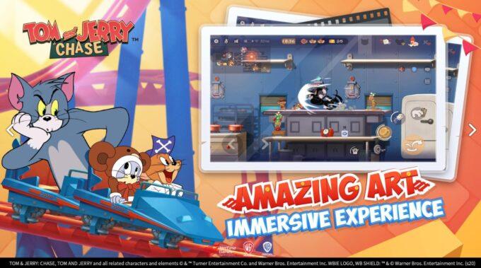 Come scaricare e giocare al nuovo gioco di Tom and Jerry, da cartone animato a gioco mobile