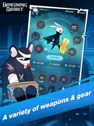 Bangbang Rabbit! è un gioco d'azione pieno di combo fantastiche (Accesso in anteprima)