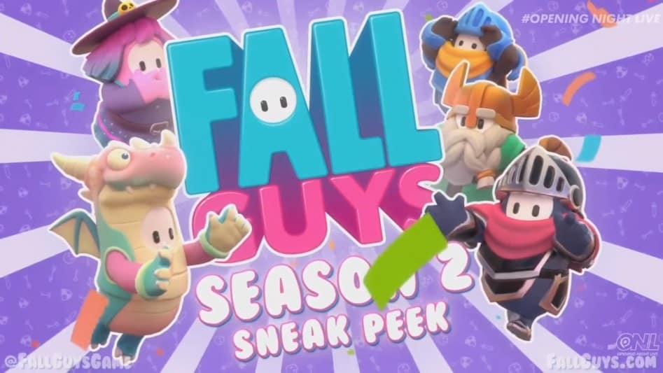 Fall Guys Season 2 - Eroi Medievali! Ecco l'anteprima della nuova stagione in arrivo