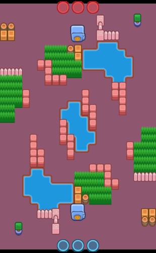 Brawl Stars: alcuni dettagli sulle mappe che vedremo nel prossimo Update