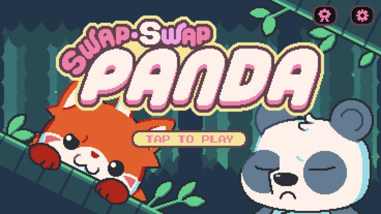 Swap-Swap Panda: un rilassante gioco di strategia e ingegno
