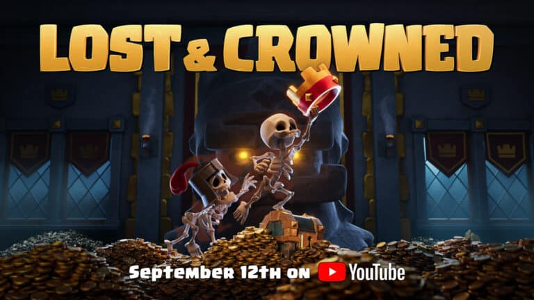 Supercell: è in arrivo il film animato Clash: Lost and Crowned!