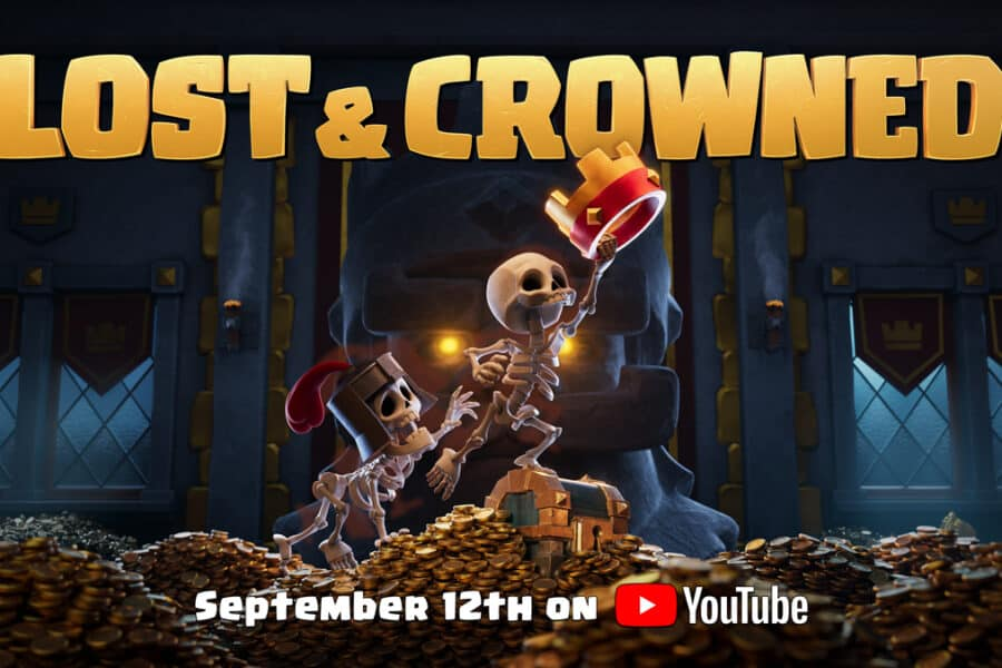 Supercell: è in arrivo il film animato Clash: Lost and Crowned!