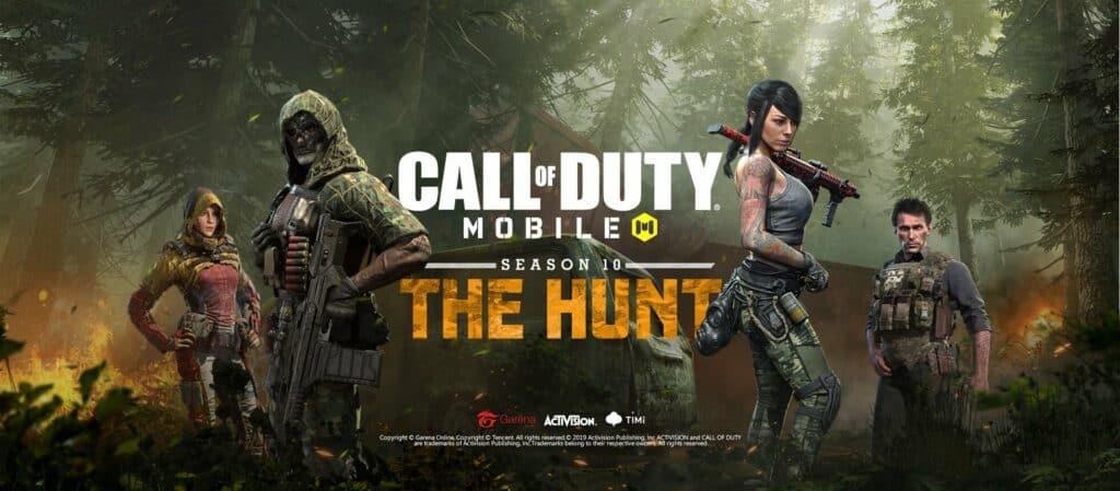 Call of Duty Mobile Stagione 10 - Classe Hacker, Nuove Mappe,  Nuove modalità e Armi